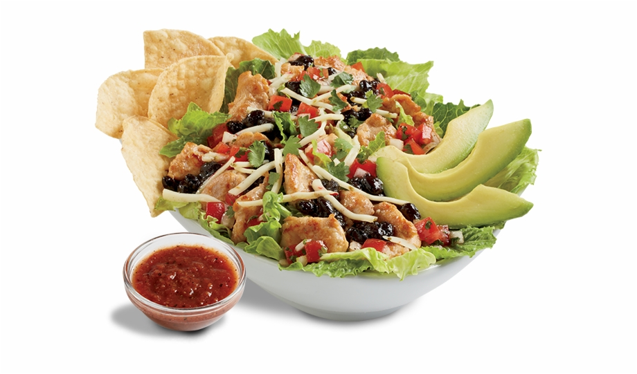 Mexican Chopped Chicken Salad.