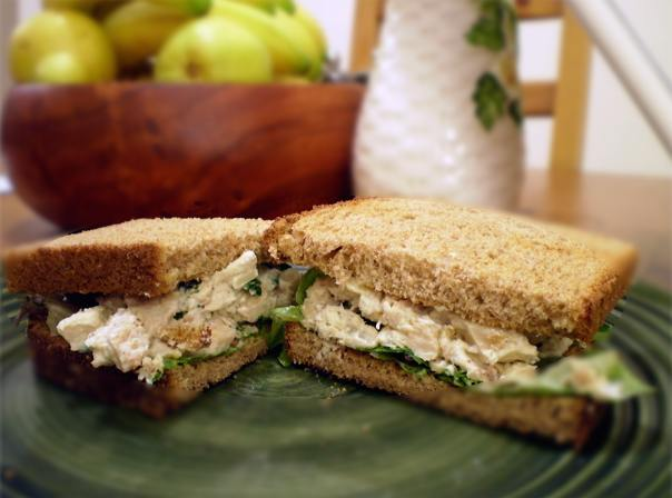 Rosemary Chicken Salad and the Art of Customizing Recipes.