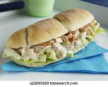 Chicken Salad Clipart.