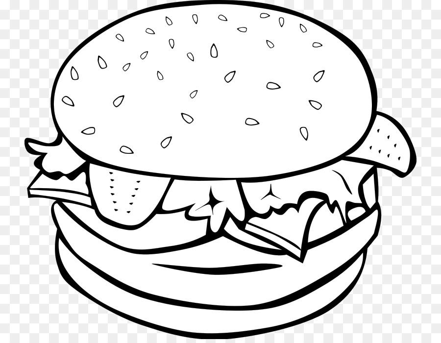 Hamburger Cartoon png download.