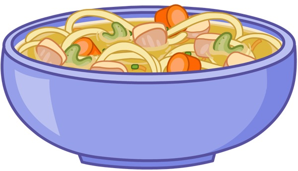 Hearty Chicken Noodle Soup Recipe.