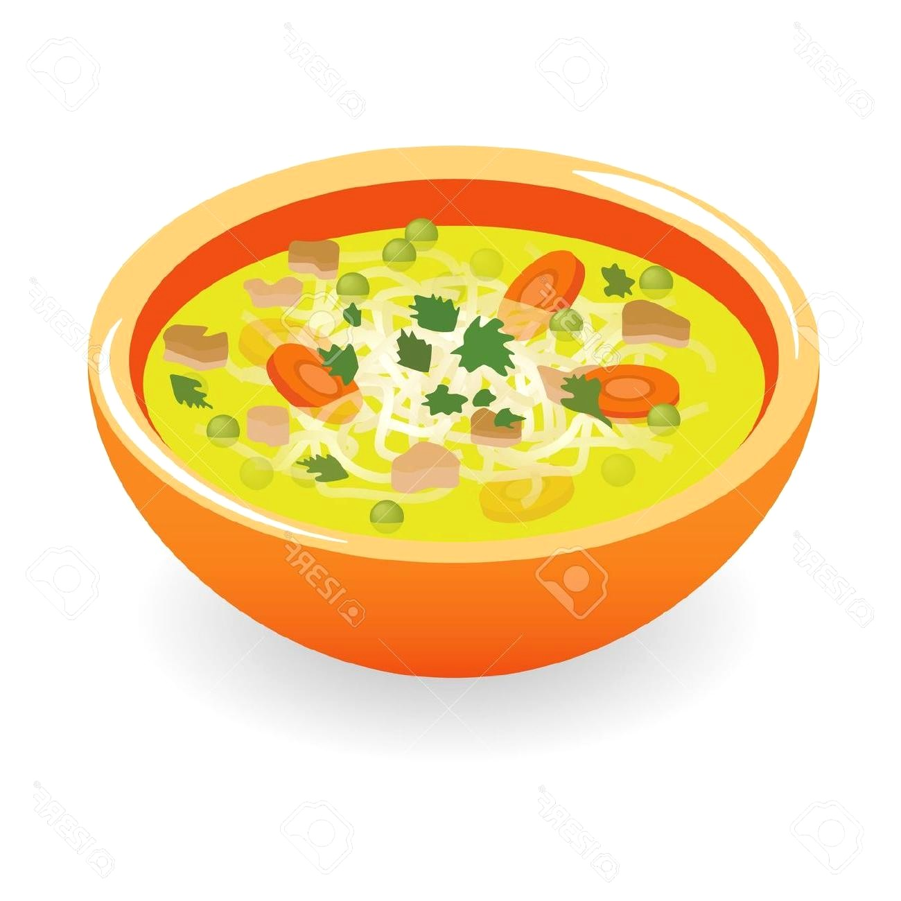 Soup clipart chicken soup, Soup chicken soup Transparent.