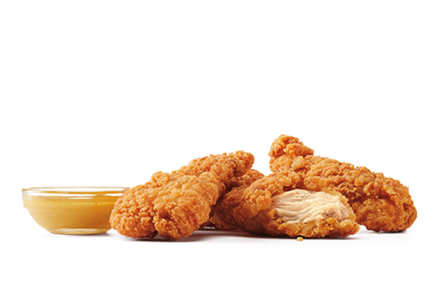 Burger King Has Chicken Tenders for the First Time Ever.