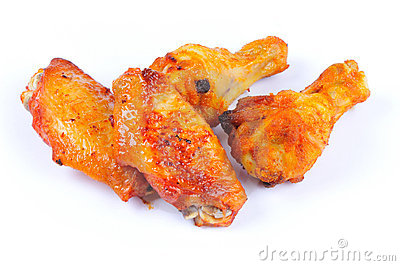 Clipart chicken wings.