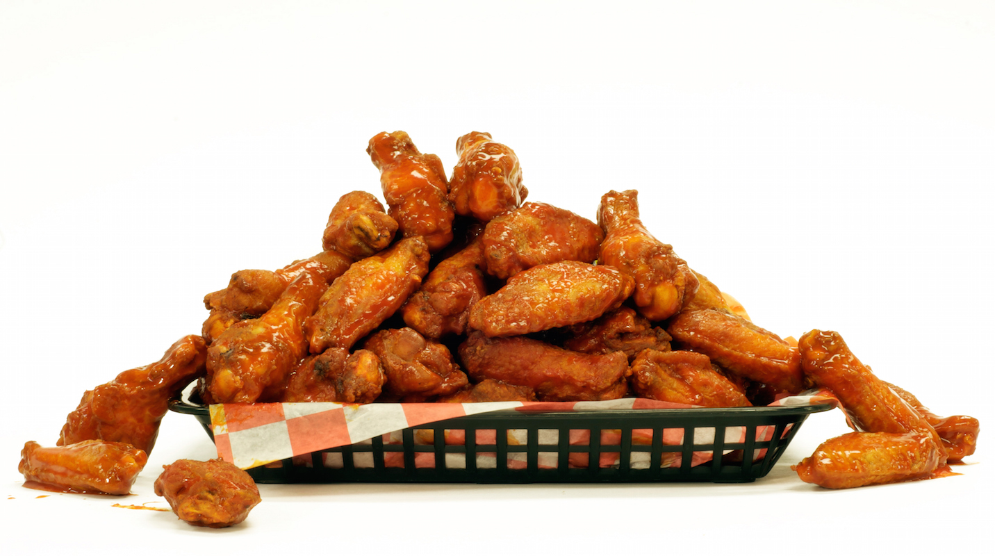 289 Chicken Wings free clipart.