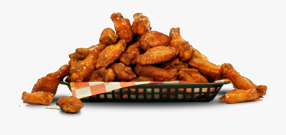 Hot Wings Clipart.