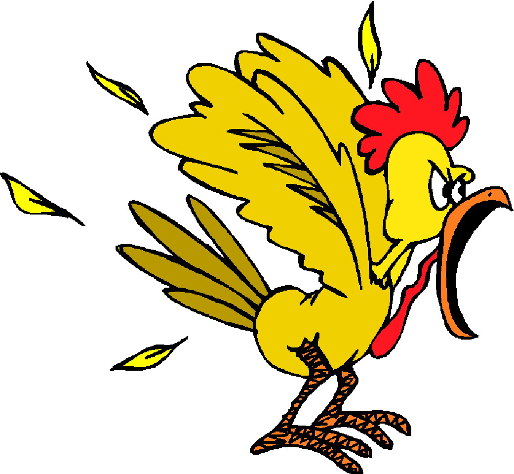 Chickens Clipart.