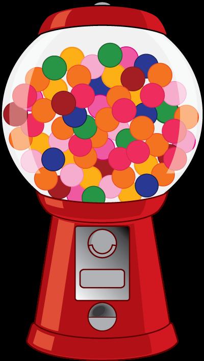 Here's My Gum Ball Rewards Program.