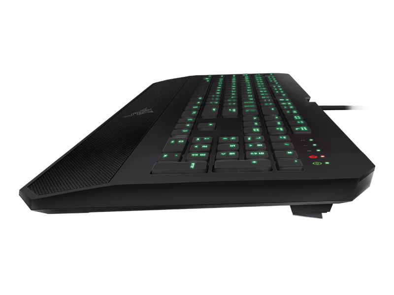 Razer DeathStalker Gaming Keyboard.