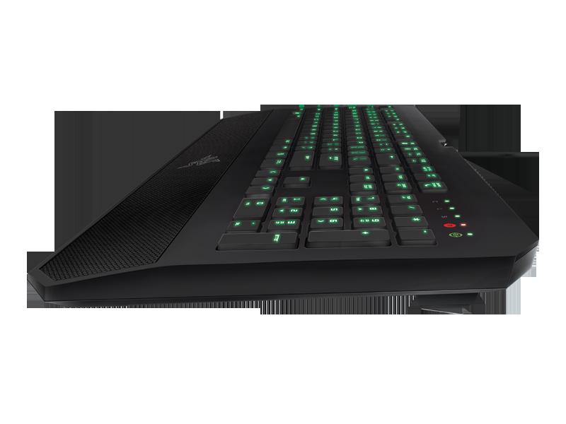 Razer DeathStalker Gaming Keyboard.