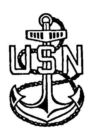 Us Navy Anchor Clipart.