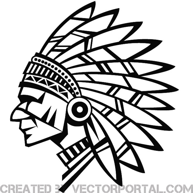 Chief Clipart.