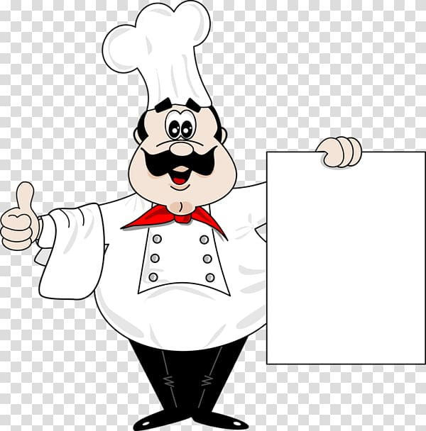 Chef Cook Drawing Recipe , chief transparent background PNG.