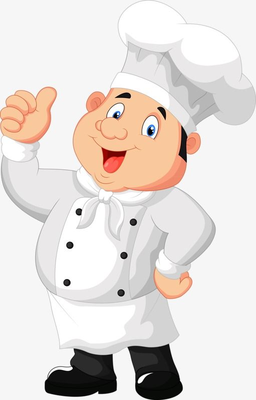 Cook, Chef, Restaurant PNG Transparent Clipart Image and PSD.
