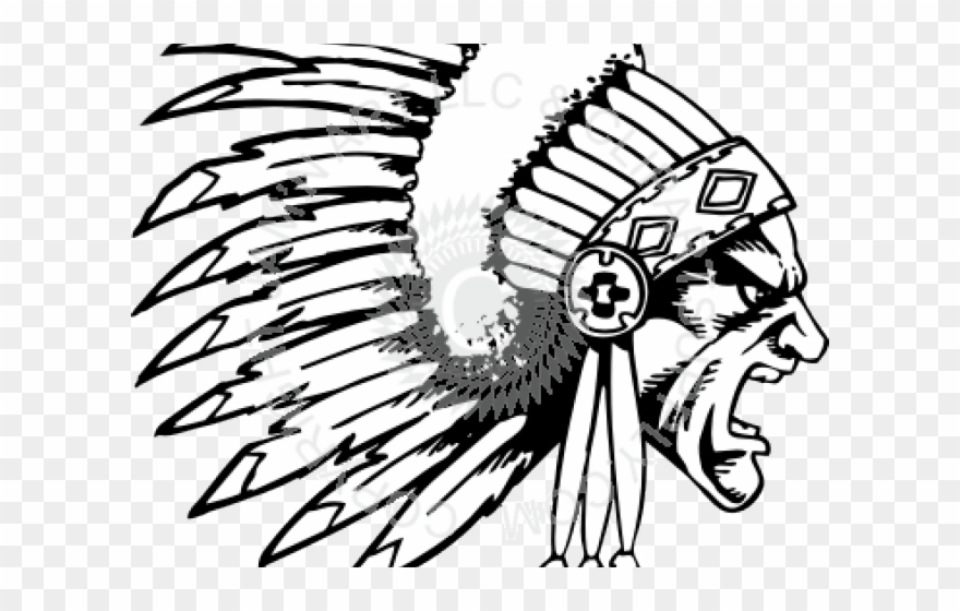 Headdress Clipart Chief State.