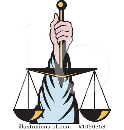 Chief of Justice Clip Art.