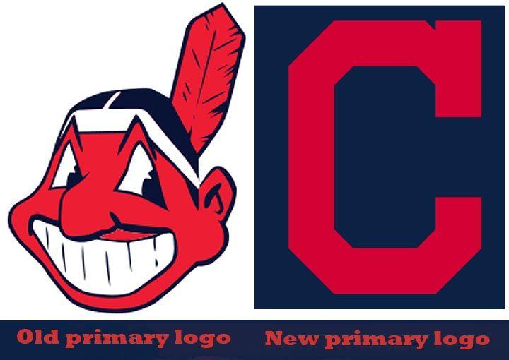 Cleveland Indians demote Chief Wahoo logo.
