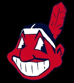 Indians removing Chief Wahoo logo from uniforms.
