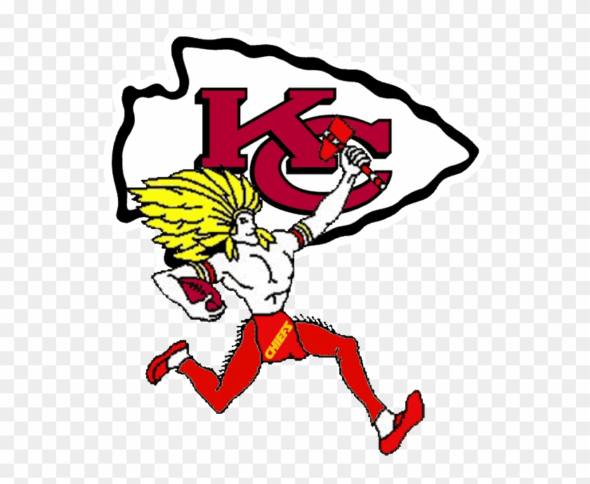 Kansas City Chiefs Logo By.