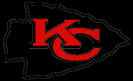 Kansas City Chiefs Logo transparent PNG.