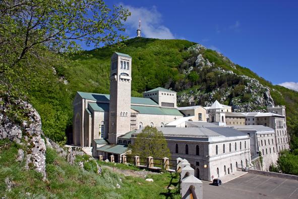 L'Abbazia.