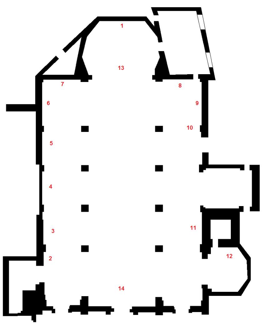 Duomo di Asolo.