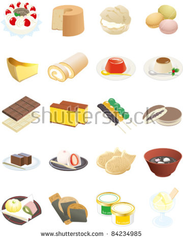 Chiffon Cake Stock Photos, Royalty.