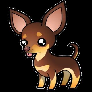 Chihuahua clipart #3