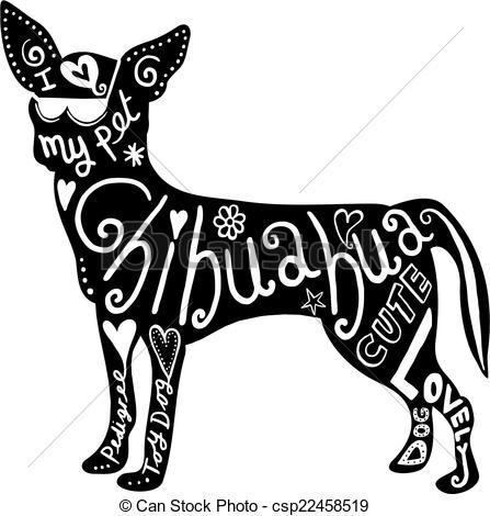 Chihuahua Illustrations and Clipart. 862 Chihuahua royalty free.
