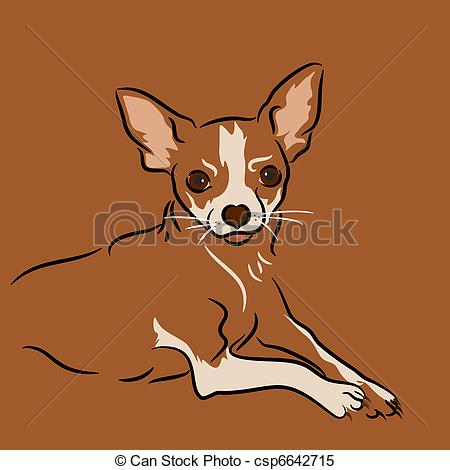 Chihuahua Illustrations and Clipart. 862 Chihuahua royalty free.
