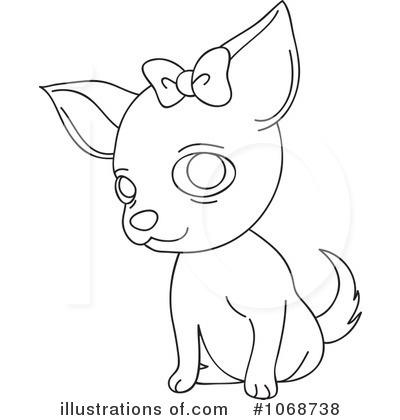 Chihuahua Clipart #1068738.