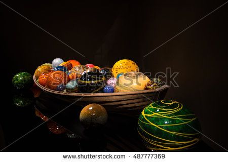Chihuly Stock Photos, Royalty.
