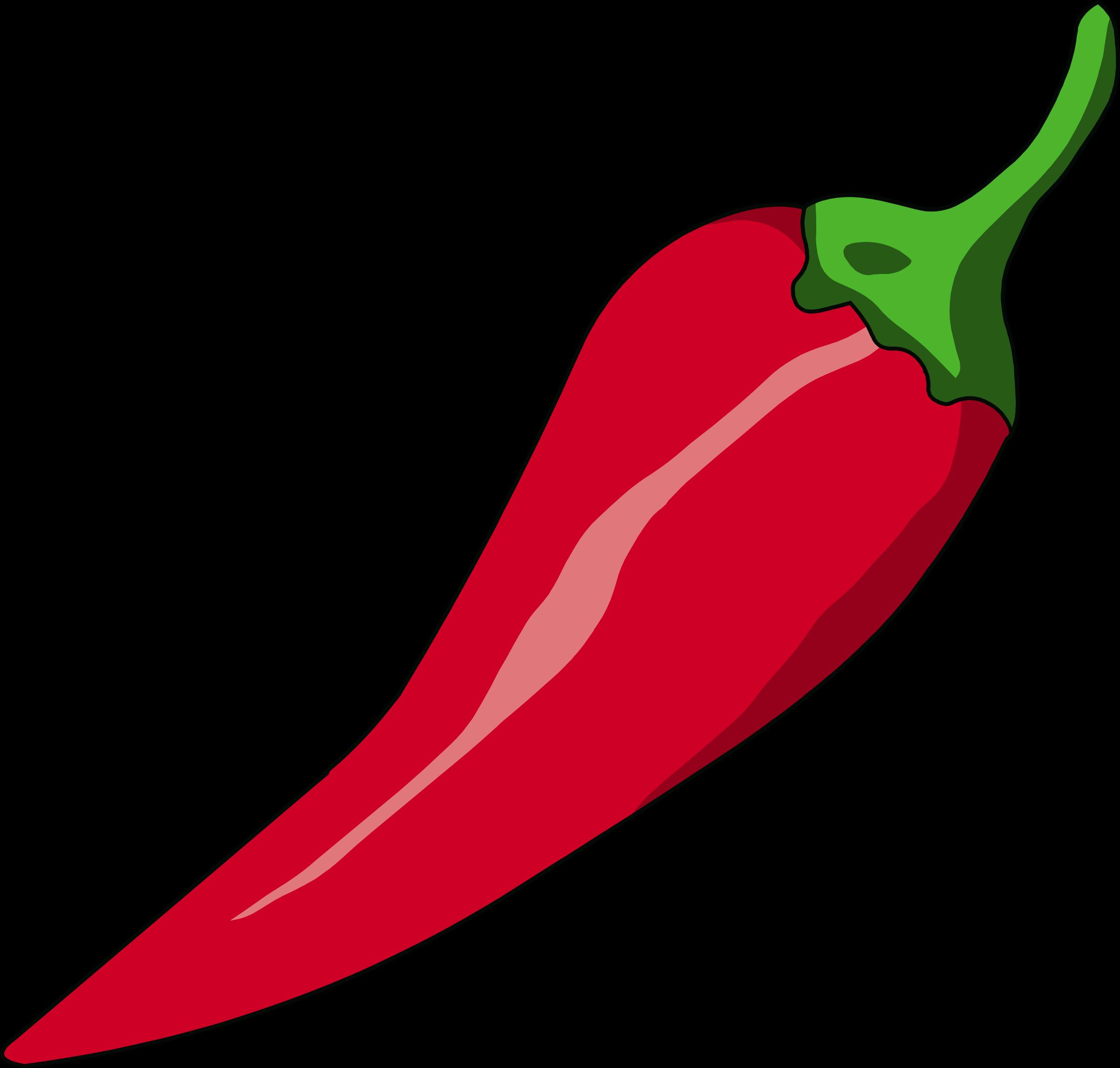 Pepper clipart chili pepper, Pepper chili pepper Transparent.