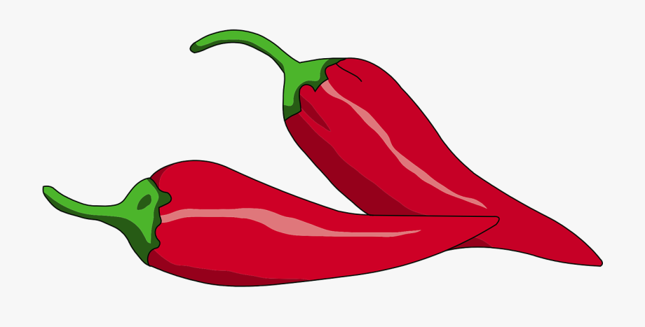 Chili Clipart Mild Chili.