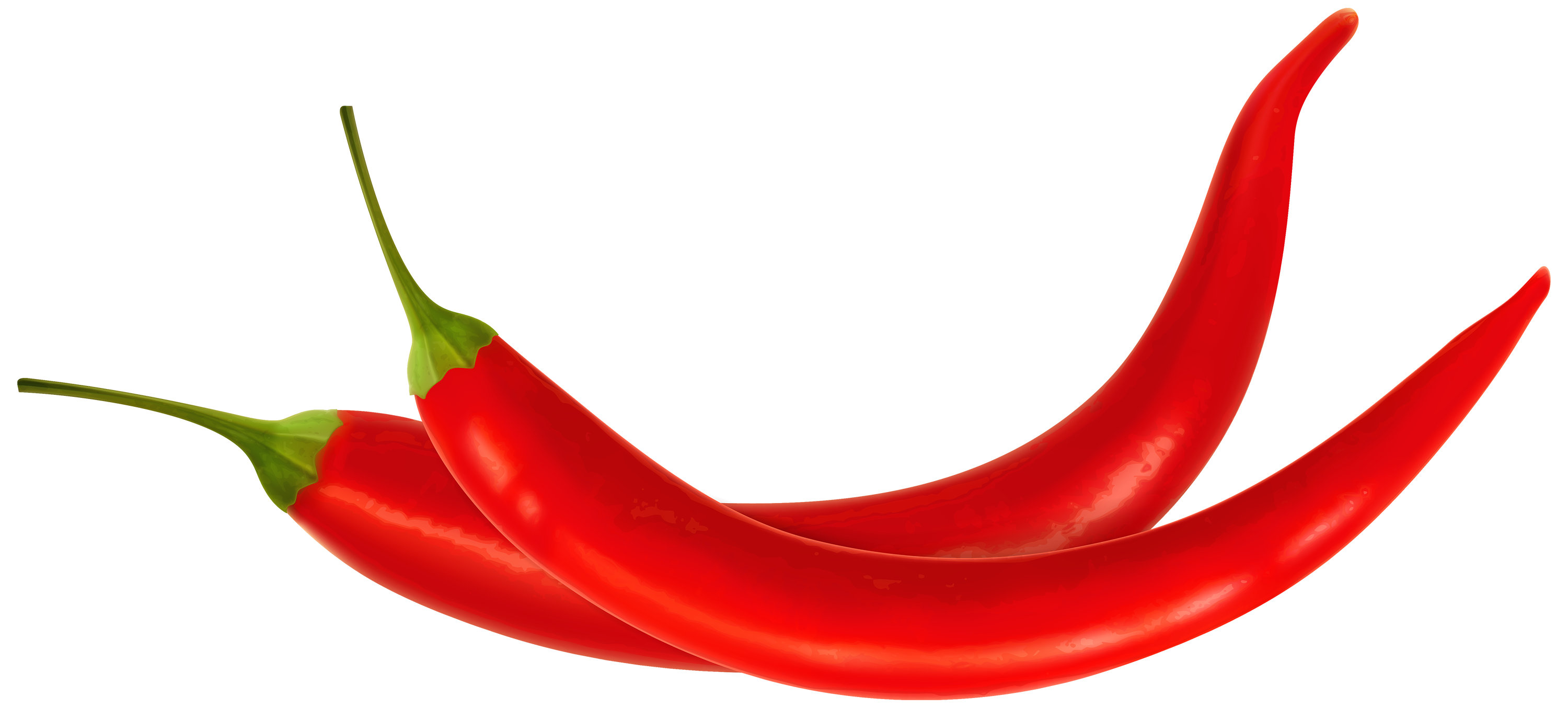 Red Chili Peppers PNG Clipart.