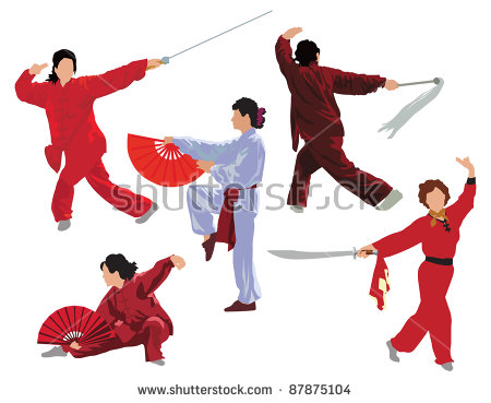 Chi Kung Stock Vectors, Images & Vector Art.