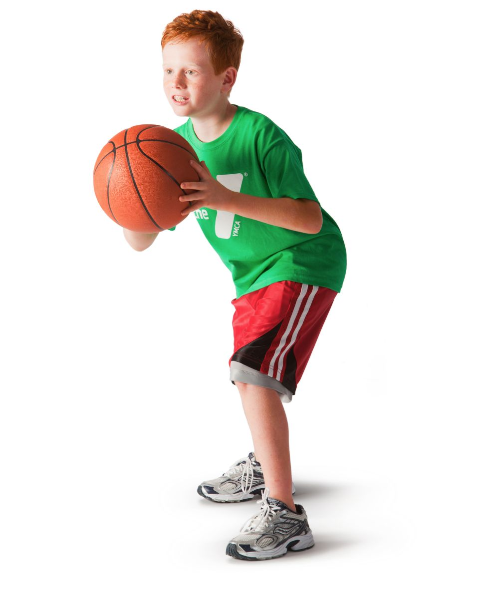 Child Playing Basketball Png & Free Chil #340767.