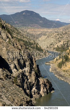 Chilcotin Stock Photos, Royalty.