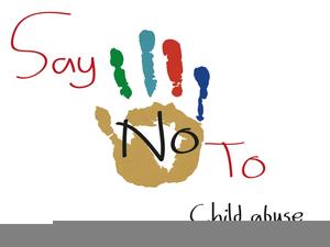 Child Abuse Prevention Clipart.