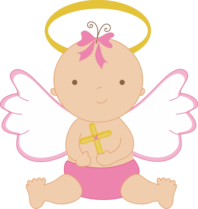 fun girl angel clipart #19