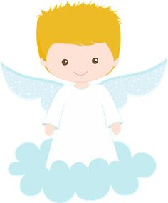 Cute Little Angel PNG Picture.