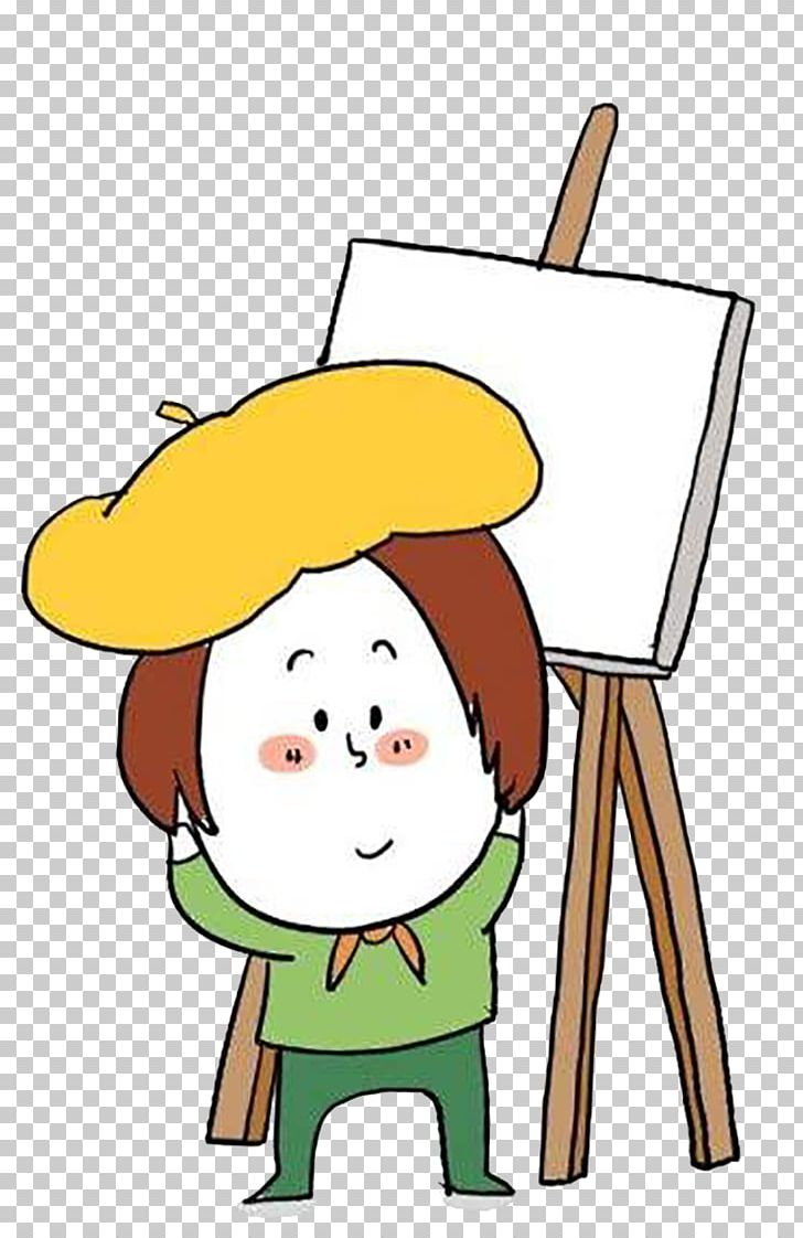 Cartoon Child Painting Painter PNG, Clipart, Adult Child, Area.