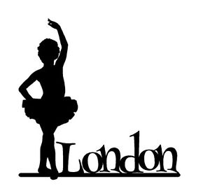 Child Ballerina Silhouette Clip Art at GetDrawings.com.