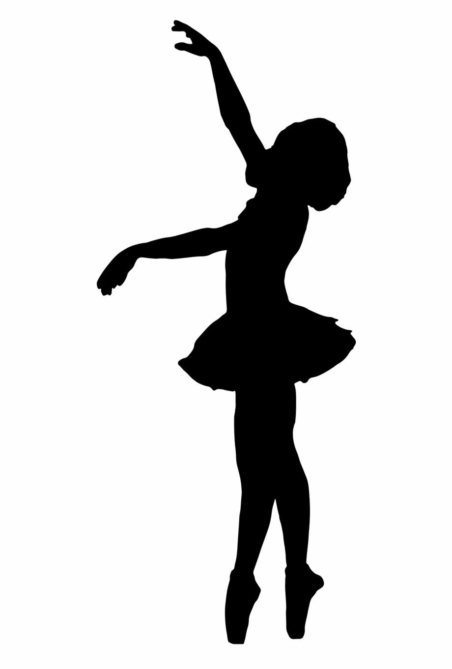 Vintage Ballet Ballerina Dance Png Image.