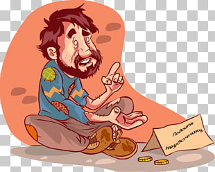 63 beggar PNG cliparts for free download.