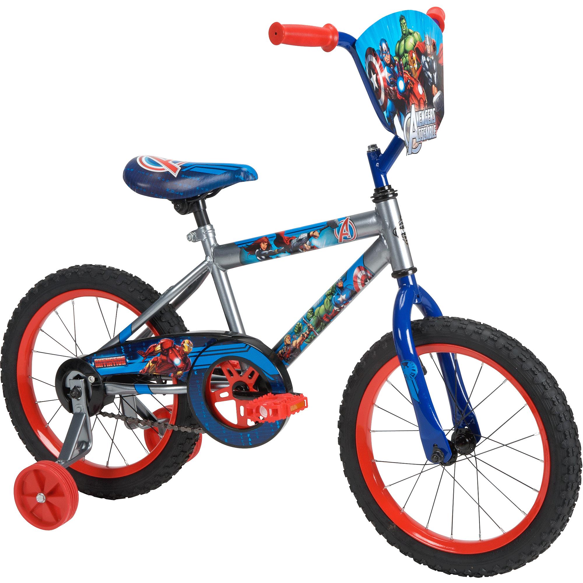 """16"""" Huffy Marvel Avengers Boys' Bike."""