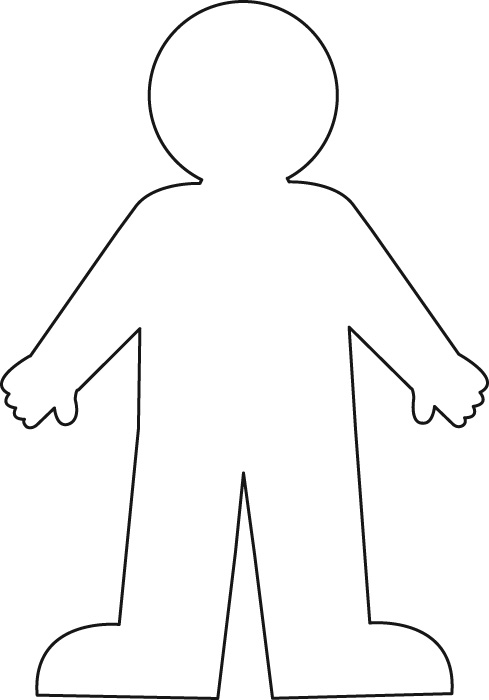Free OUTLINE OF A CHILD, Download Free Clip Art, Free Clip.
