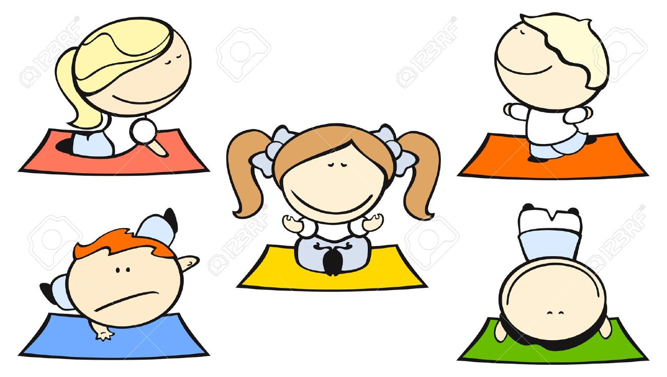 Child Body Gleaming Clipart Lds.