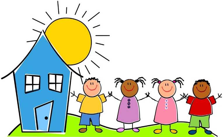 30+ Childcare Clipart.