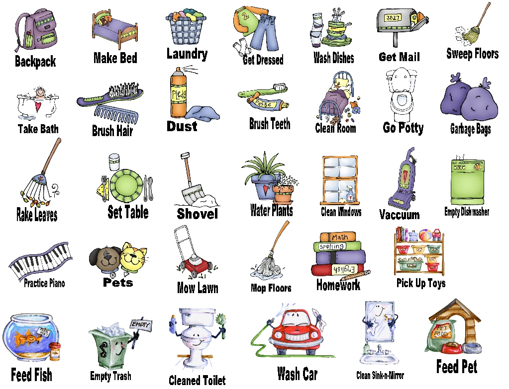 Free Chores Cliparts, Download Free Clip Art, Free Clip Art.